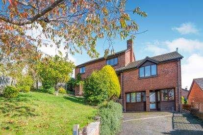 5 Bedrooms Detached House for sale in Exeter, Devon
