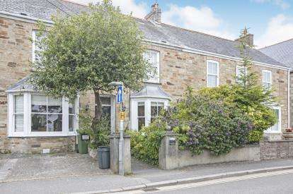 5 Bedrooms Terraced House for sale in St Agnes, Truro, Cornwall