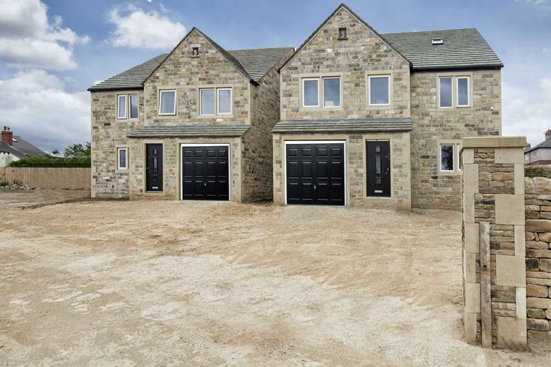 5 Bedrooms Detached House for sale in Moorhouse Drive, Old Road, Middlestown, WF4 4QN