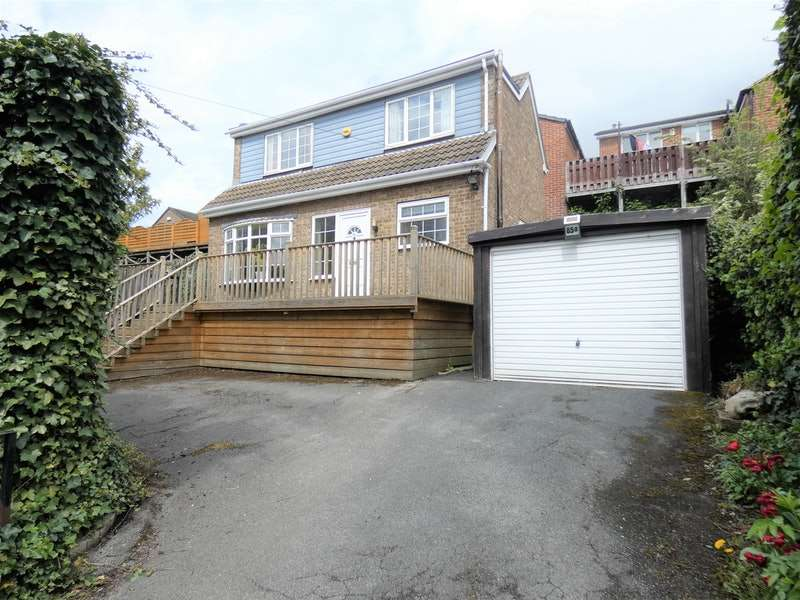 2 Bedrooms Detached House for sale in Walkley Lane, Heckmondwike, West Yorkshire, WF16
