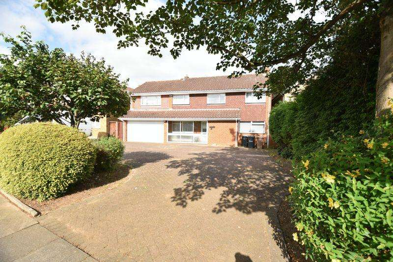 5 Bedrooms Detached House for sale in Old Bedford Road cul de sac