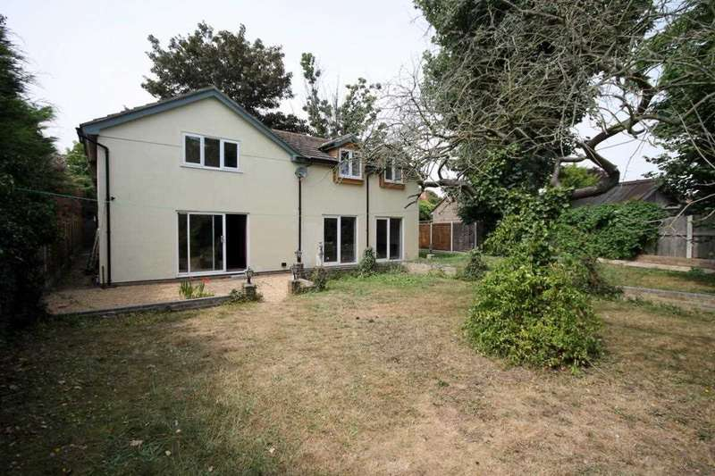 4 Bedrooms Detached House for sale in Colchester Road, St Osyth