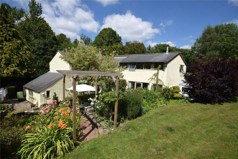 4 Bedrooms Detached House for sale in The Folly, Chewton Mendip, Radstock, Somerset, BA3