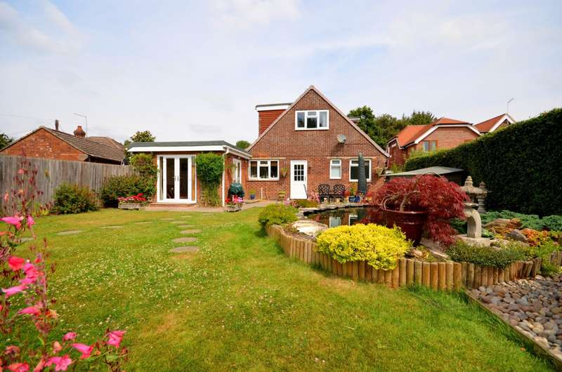 5 Bedrooms Chalet House for sale in Horton Heath, Eastleigh, SO50