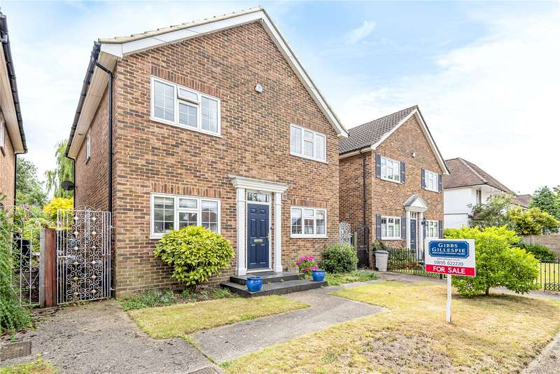 4 Bedrooms Detached House for sale in Eastcote Road, Ruislip, Middlesex, HA4