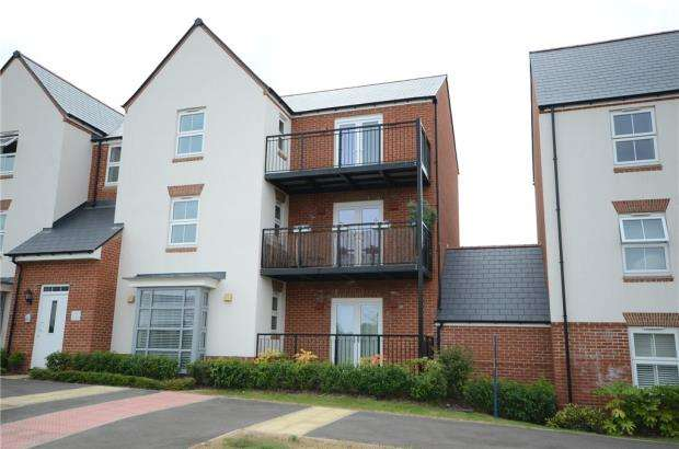 2 Bedrooms Apartment Flat for sale in William Heelas Way, Wokingham, Berkshire