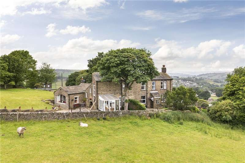 4 Bedrooms Unique Property for sale in West Croft Head, Hebden Bridge Road, Oxenhope, Keighley