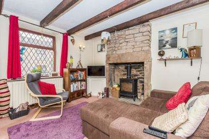 2 Bedrooms Terraced House for sale in West View Place, Revidge, Blackburn, Lancashire