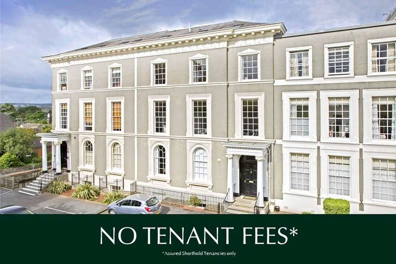 2 Bedrooms Apartment Flat for rent in St Leonards, Exeter