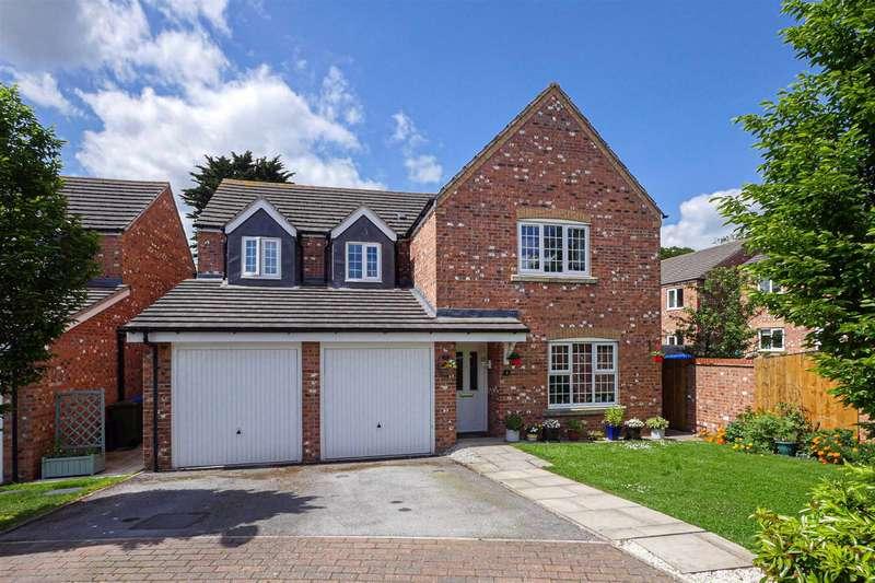 5 Bedrooms Detached House for sale in Farrants Way, Hornsea