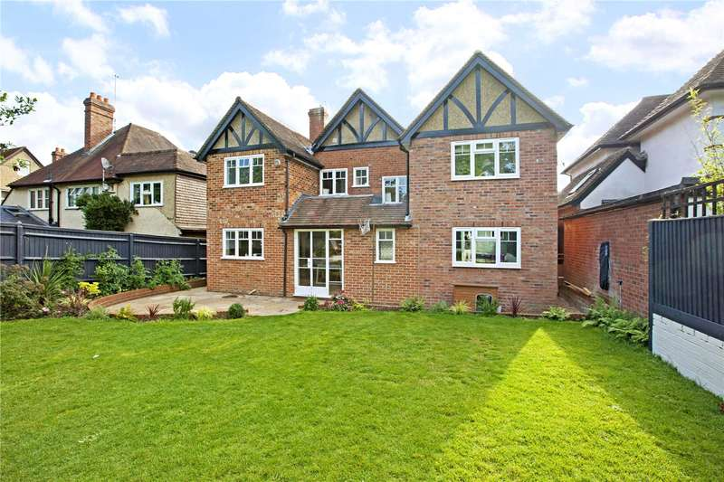 5 Bedrooms Detached House for sale in Elm Grove, Maidenhead, Berkshire, SL6
