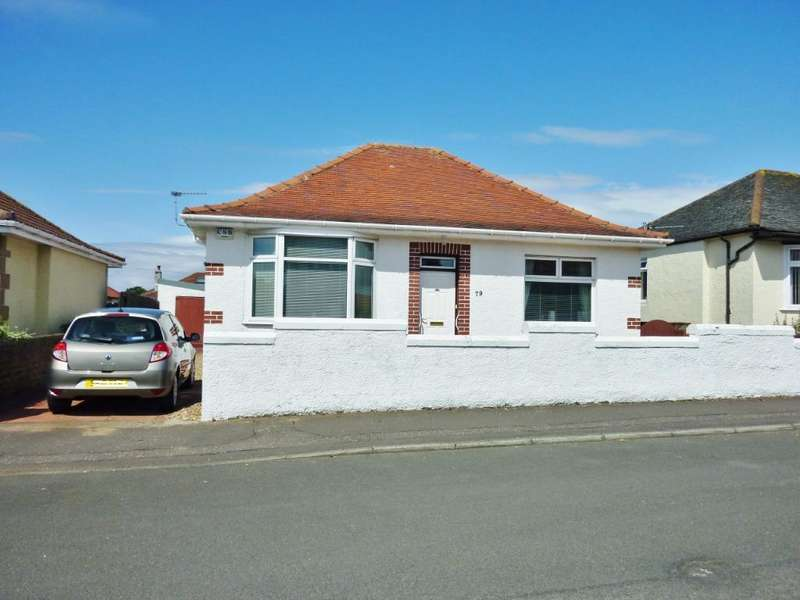 2 Bedrooms Bungalow for sale in Boydfield Avenue, Prestwick, South Ayrshire, KA9 2JL