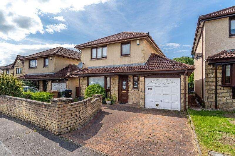4 Bedrooms Detached Villa House for sale in 15 Castle Drive, Kilmarnock KA3 1TN