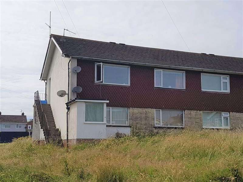 2 Bedrooms Flat for sale in Maple Close, Barry