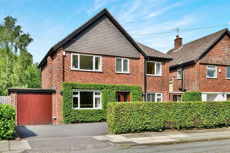 4 Bedrooms Detached House for sale in Bartley Road, Northenden, Manchester, M22