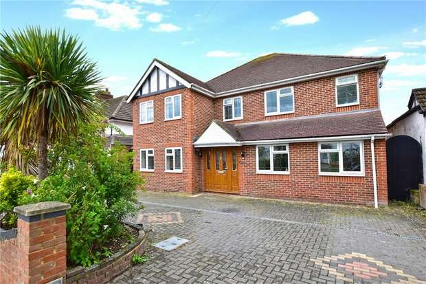 6 Bedrooms Detached House for sale in Somerset Way, Richings Park, Buckinghamshire