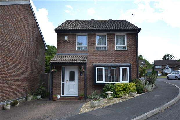 4 Bedrooms Detached House for sale in Convent Close, Henbury, Bristol, BS10 7XQ