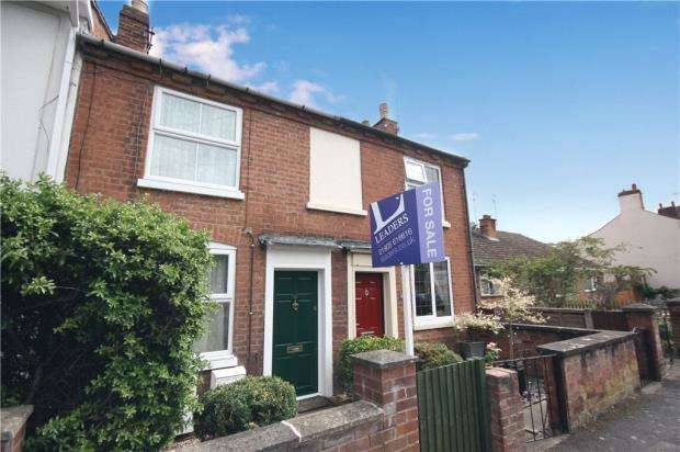 2 Bedrooms Terraced House for sale in Boughton Street, St Johns, Worcester