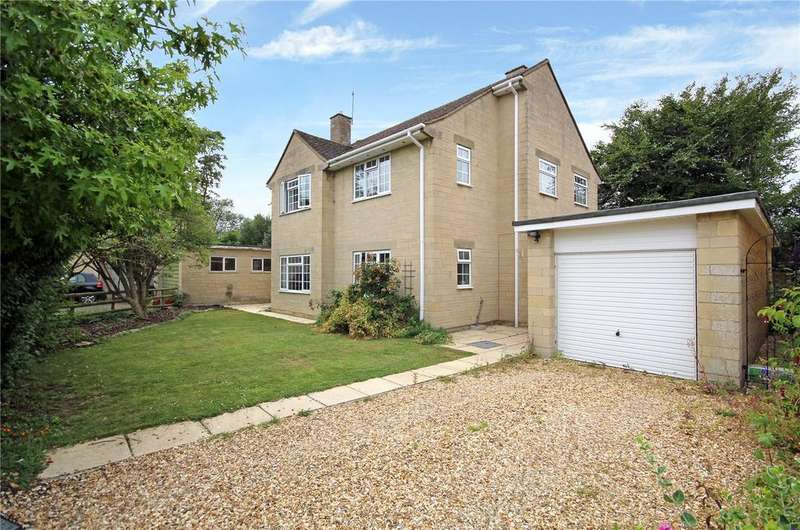 4 Bedrooms Detached House for sale in The Wharfings, Kempsford, Gloucestershire, GL7