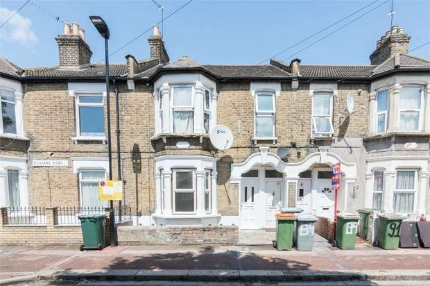 2 Bedrooms Flat for sale in Kildare Road, Canning Town, London
