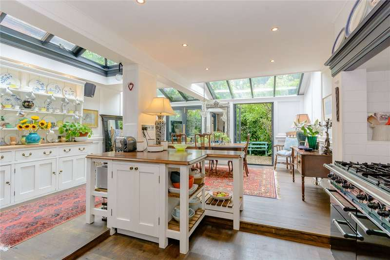 3 Bedrooms House for sale in Thorncliffe Road, Summertown, Oxford, OX2