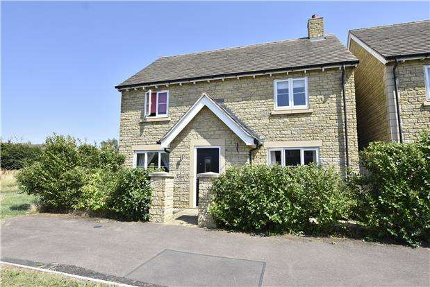 4 Bedrooms Detached House for sale in Gotherington Lane, Bishops Cleeve, GL52