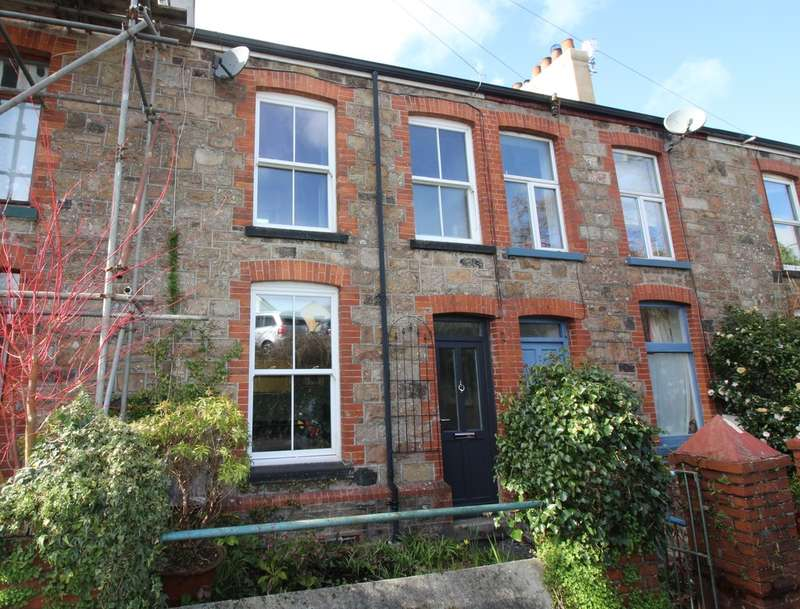 2 Bedrooms Terraced House for sale in Beacon Terrace, South Brent