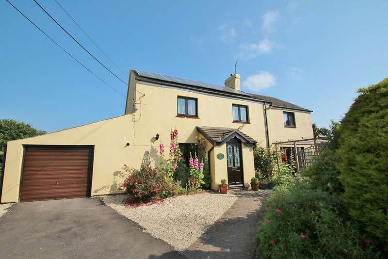 4 Bedrooms Detached House for sale in Old Road, Coalway, Coleford, GL16