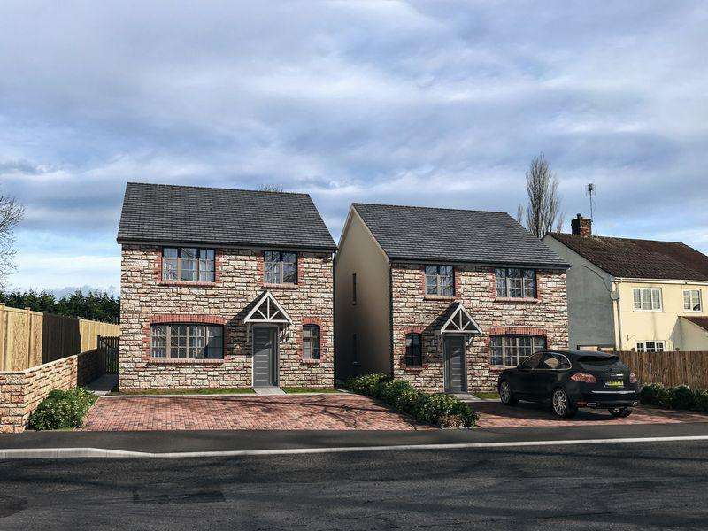 4 Bedrooms Detached House for sale in Milkwall, Coleford, Gloucestershire