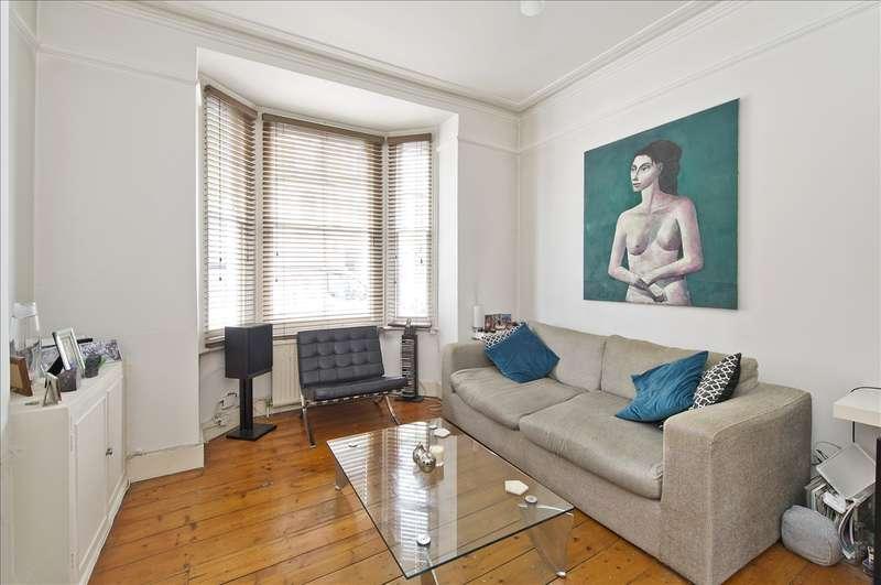 2 Bedrooms Flat for sale in Macfarlane Road, Shepherd's Bush W12
