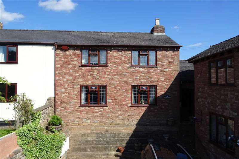 3 Bedrooms Cottage House for sale in Bartwood Lane, Pontshill, Stonecroft, Ross-on-Wye