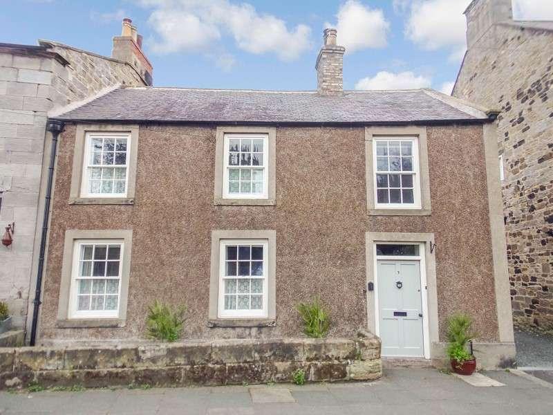 3 Bedrooms Property for sale in Church Street, Belford, Belford, Northumberland, NE70 7LS