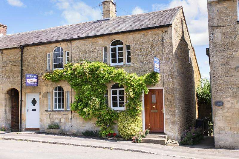 2 Bedrooms End Of Terrace House for sale in Park Road, Blockley, Gloucestershire. GL56 9BZ