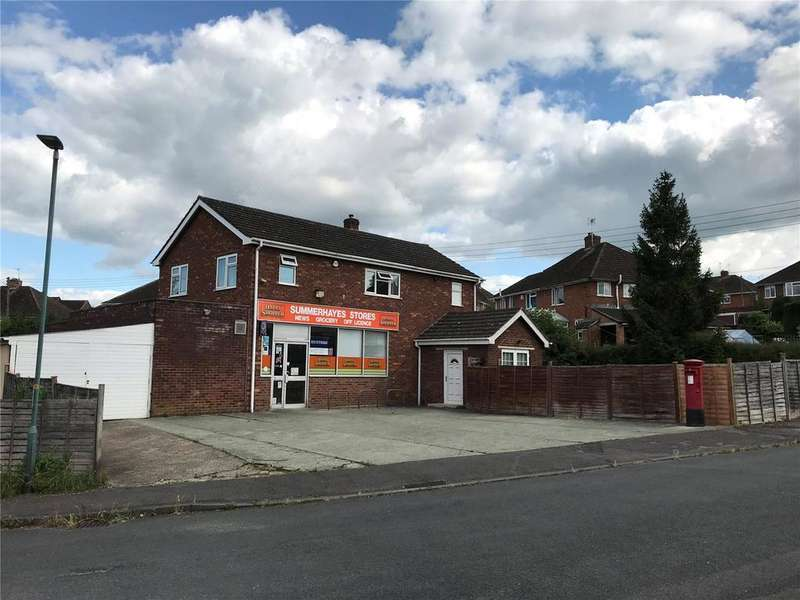 4 Bedrooms House for sale in The Crescent, Tilsdown, Dursley, GL11