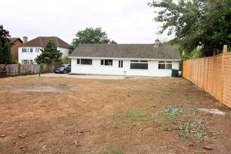 3 Bedrooms Detached Bungalow for sale in Newport Road, Magor, Caldicot, NP26