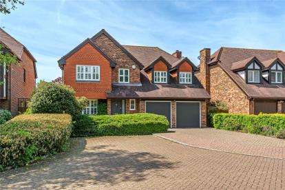5 Bedrooms Detached House for sale in Northumberland Gardens, Bromley