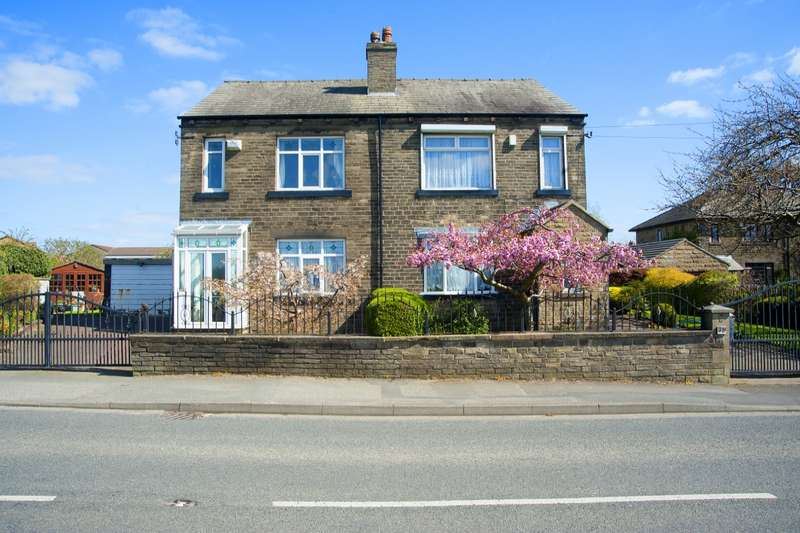 4 Bedrooms Detached House for sale in Windy Bank Lane, Liversedge, West Yorkshire, WF15