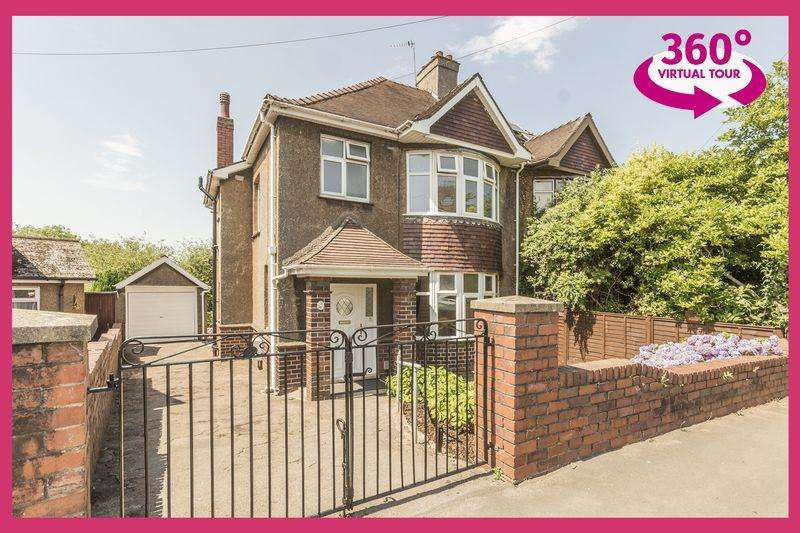 3 Bedrooms Semi Detached House for sale in Merlin Crescent, Newport - REF# 00007283 - View 360 Tour at