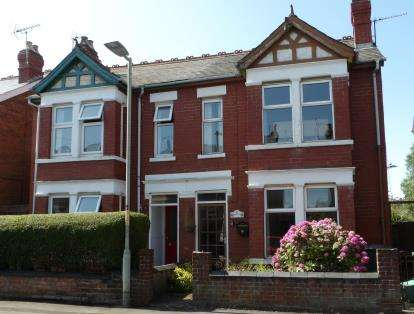 3 Bedrooms Semi Detached House for sale in Lonsdale Road, Elmbridge, Gloucester, Glos