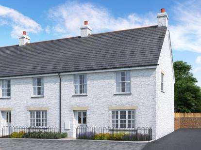 3 Bedrooms End Of Terrace House for sale in St. Agnes, Cornwall