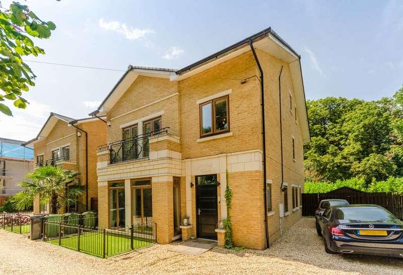 5 Bedrooms House for sale in Old Malden Lane, Worcester Park, KT4