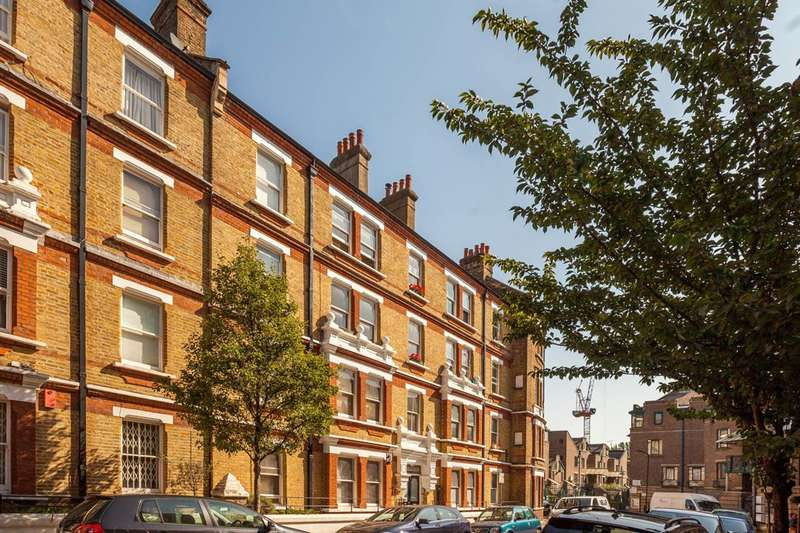2 Bedrooms Flat for sale in Mayfield House, Brixton, SW2
