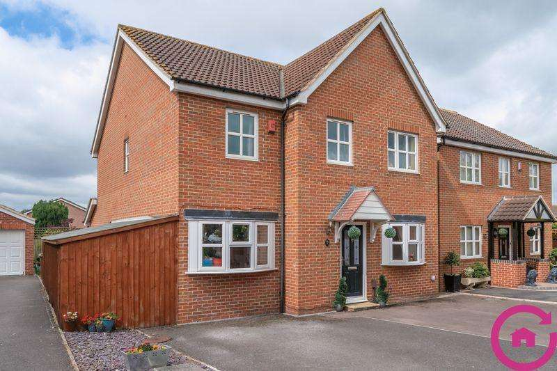 5 Bedrooms Detached House for sale in Cherry Tree Close, Gloucester