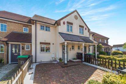 4 Bedrooms Terraced House for sale in Bedford Road, Great Barford, Bedford, Bedfordshire