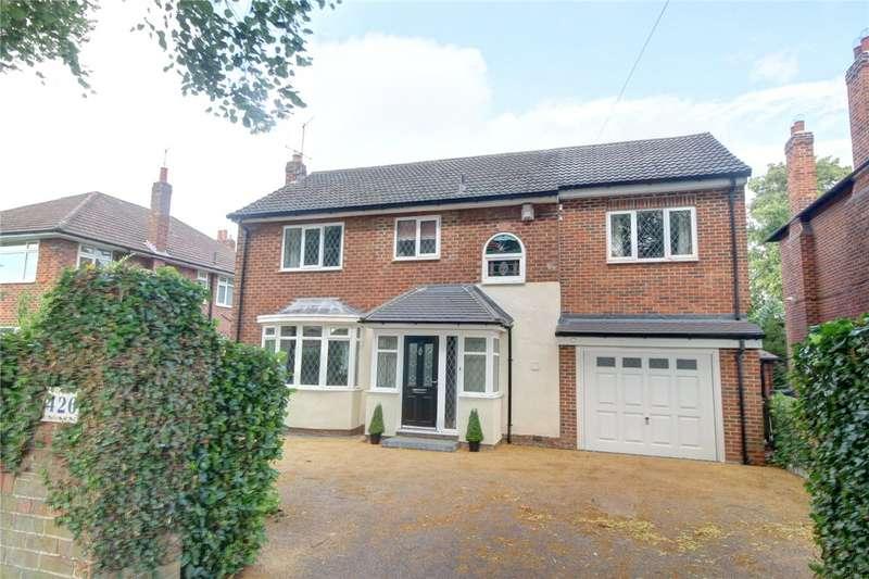 4 Bedrooms Detached House for sale in Coniscliffe Road, Darlington, DL3