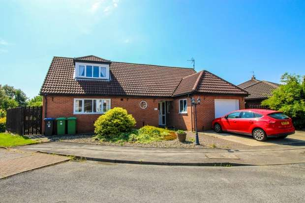 4 Bedrooms Detached House for sale in Windsor Court, Shildon, Durham, DL4 1PP