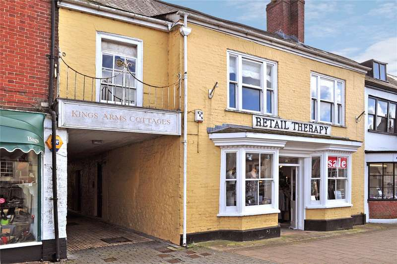 Shop Commercial for rent in High Street, Honiton, Devon, EX14