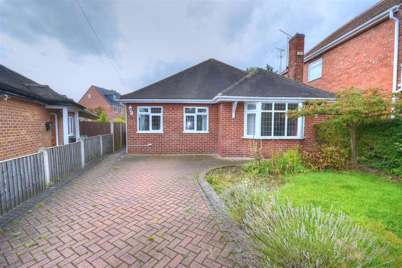 3 Bedrooms Detached Bungalow for sale in Ford Avenue, Loscoe
