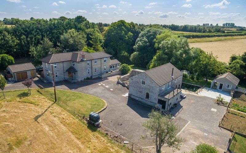 4 Bedrooms Property for sale in Ilchester Road Lytes Cary, Nr Somerton