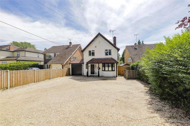 4 Bedrooms Detached House for sale in Barkham Road, Wokingham, Berkshire, RG41